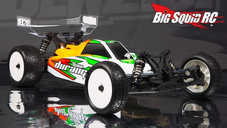 Team Durango DEX210F 2wd Buggy