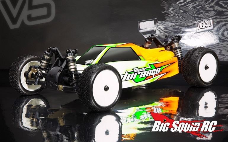 Team Durango DEX410v5 Buggy