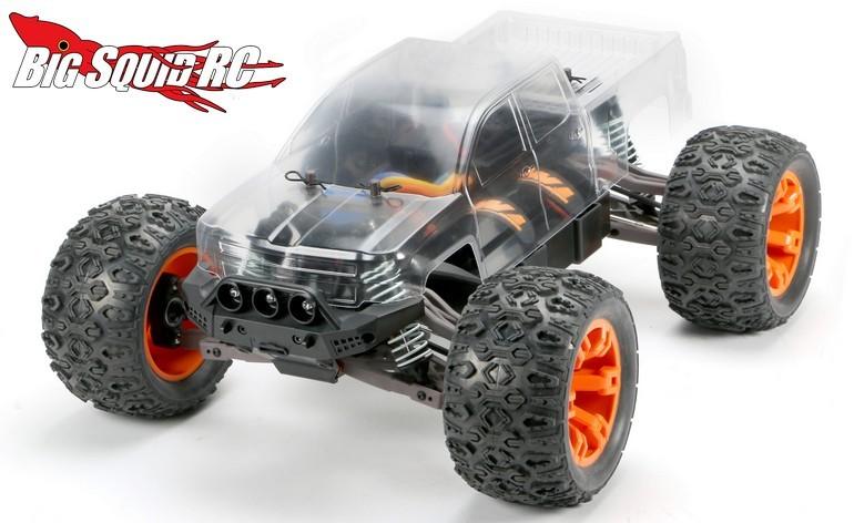 Team Magic E5 10th Scale Monster Truck