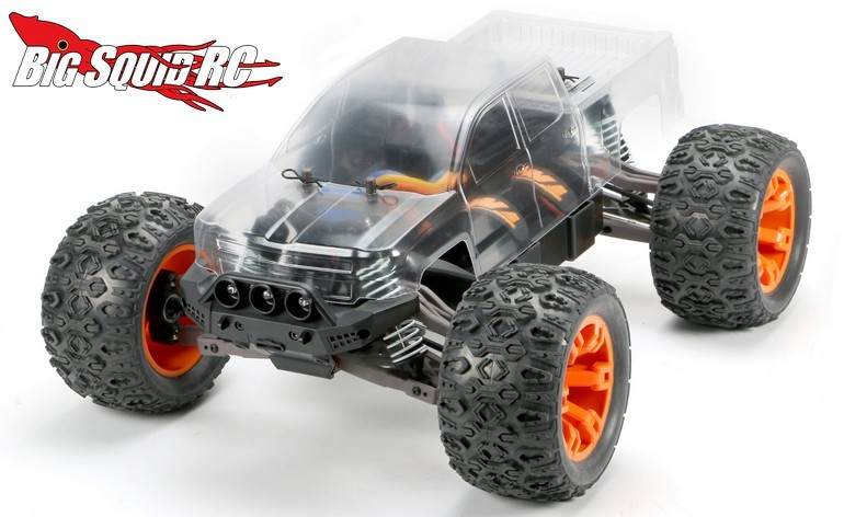Team Magic E5 10th Scale Monster Truck
