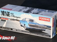 Kyosho 1970 Dodge Charger Unboxing