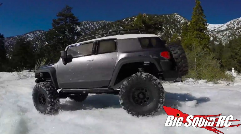 Video Hpi Venture Fj Cruiser