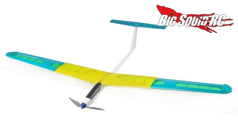 1.5M Ptero-X Electric Thermal Slope ARF Glider