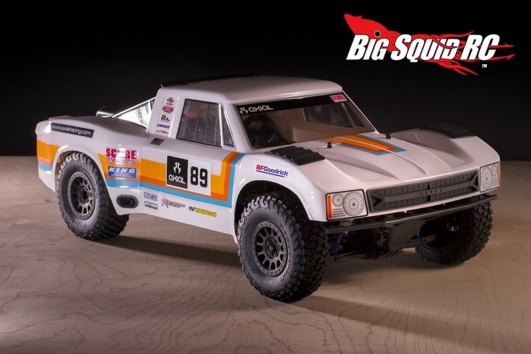 Axial Retro Trophy Truck Body