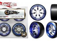 FireBrand DEF STAR-D2M ALUMINUM DRIFT Wheels