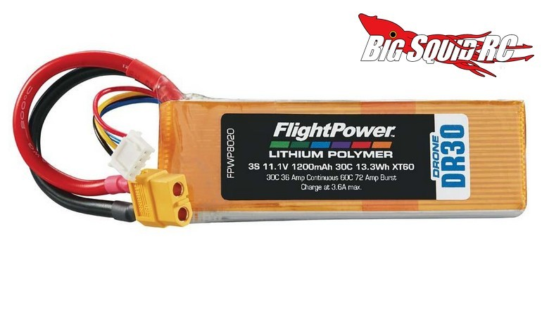 FlightPower Drone Series LiPo Batteries