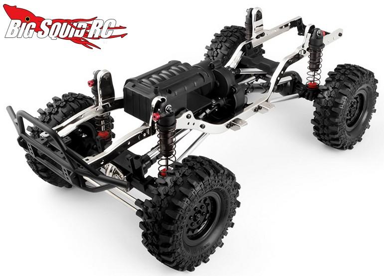 Gmade Sawback 4ls Kit 171 Big Squid Rc Rc Car And Truck