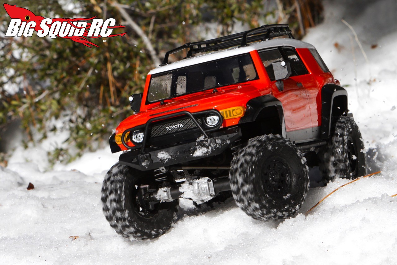 Latest Pictures Hpi Venture Fj Cruiser 171 Big Squid Rc