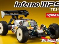 Kyosho Inferno MP9 TKI4