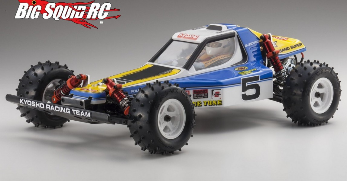Kyosho Optima 4WD Buggy Kit
