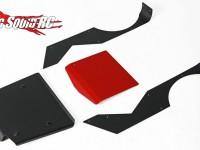 Luxury RC Axial Wraith Aluminum Body Panel Kit