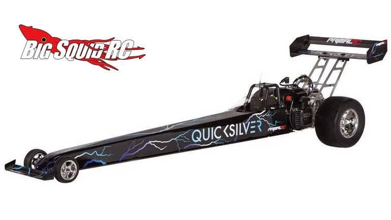 Primal RC Quicksilver Gas Dragster