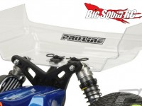 """Pro-Line Champion 6.5"""" Clear Rear Wing"""