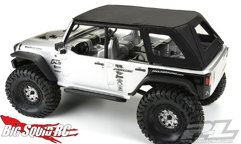 Pro-Line TimberLine Soft-Top