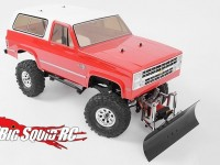 RC4WD Snow Plow Mounting Kit Vaterra Ascender