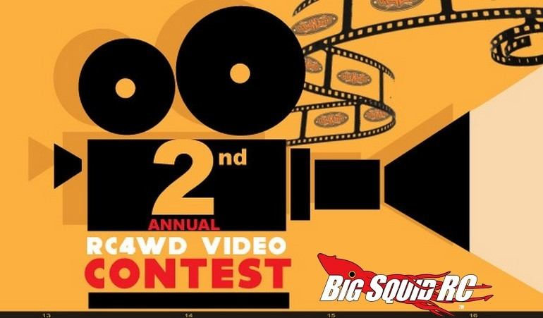 RC4WD Video Contest