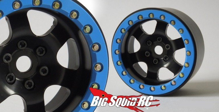 SSD 2.2 Rock racer aluminum wheels
