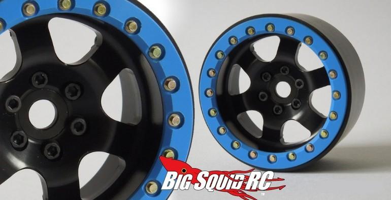 SSD 2.2 Rock racer aluminum wheels
