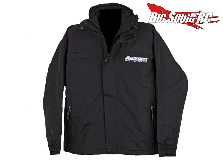 Team Associated Lite and Winter Jackets
