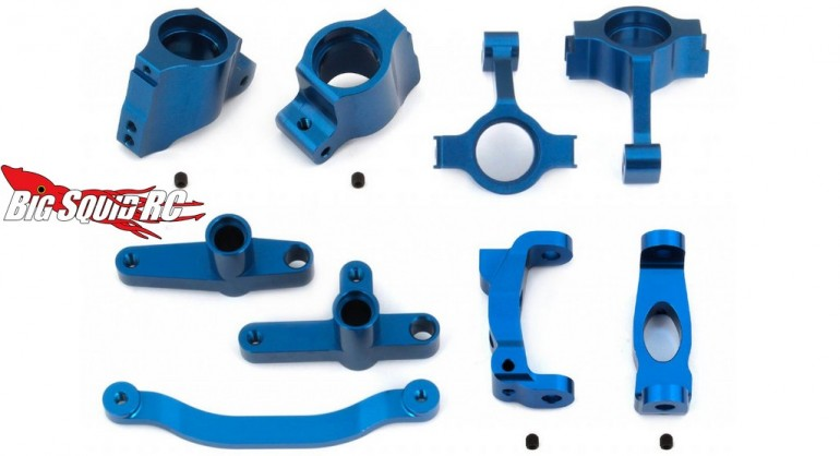 Factory Team Parts for the APEX, ProSC, and ProRally