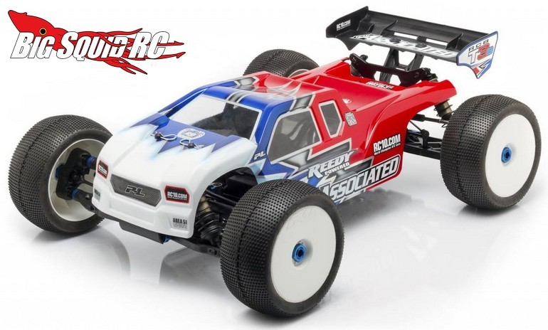 Team Associated RC8T3e Team Kit
