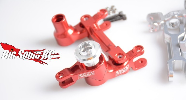 Area RC Aluminum Upgrades Steering Rack Traxxas X-Maxx