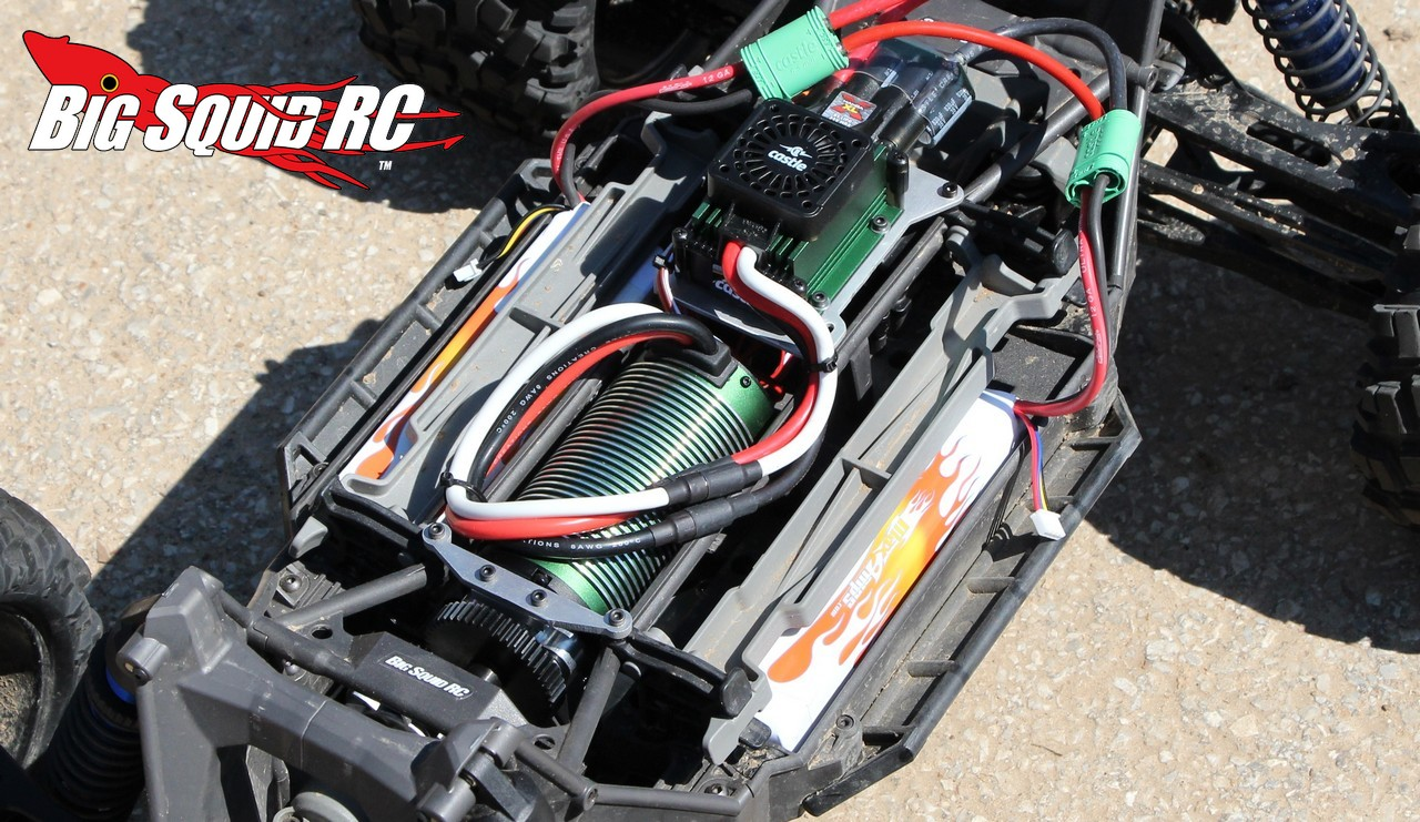 Castle Mamba Xl X Brushless System Review 171 Big Squid Rc