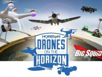 Drones On The Horizon