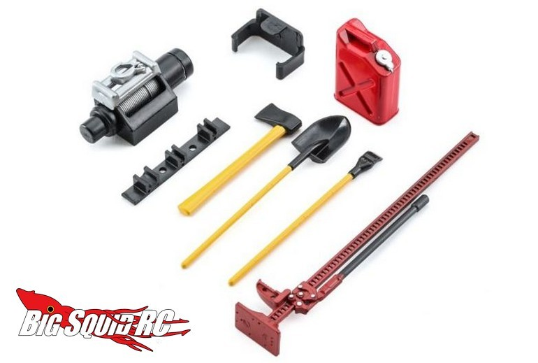 Dynamite RC 1/10 Scale Accessories
