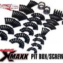 Fullforce RC TRAXXAS X-MAXX PIT BOX SCREW KIT