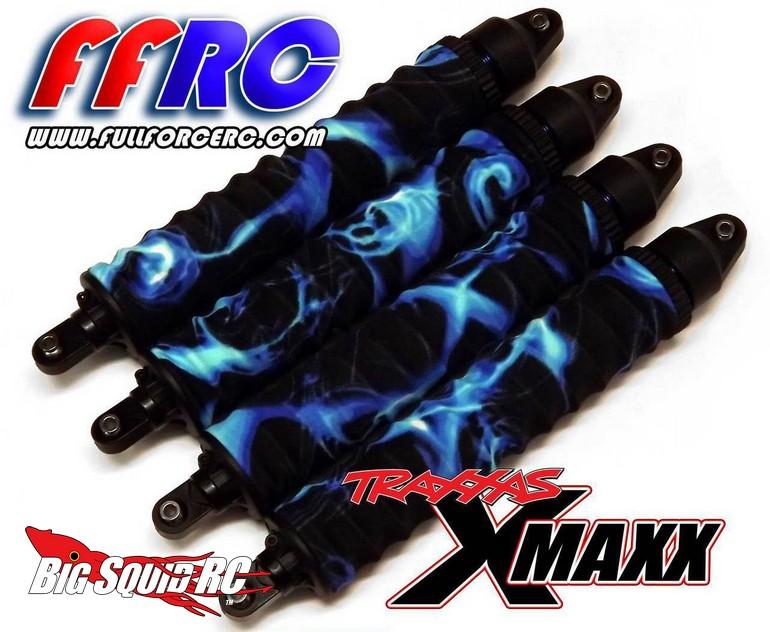 fullforce rc traxxas  maxx upgrades big squid rc rc car  truck news reviews