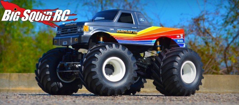 JConcepts 1989 Ford F-250 Monster Truck Body