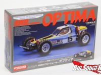 Kyosho Optima Unboxing
