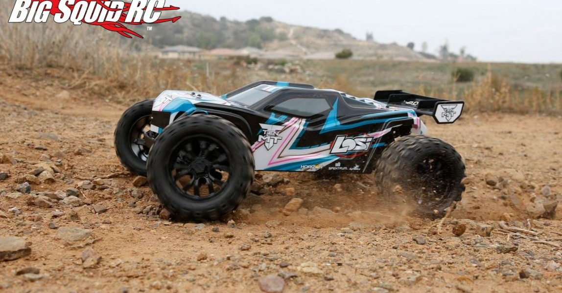 Losi Ten-MT Monster Truck