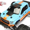 Pro-Line 2017 Ford F-150 Raptor Clear Body 4