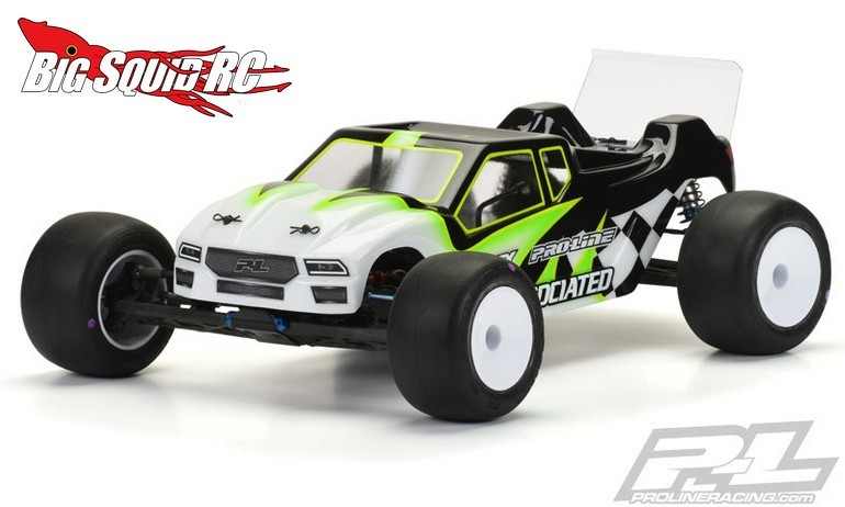 Pro-Line Enforcer Associated T5M Clear Body