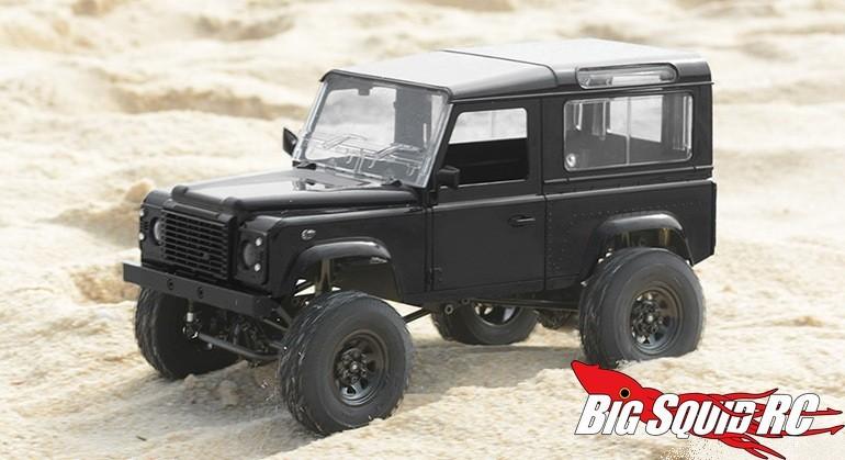 RC4WD 18th Gelande II RTR D90 Body Set
