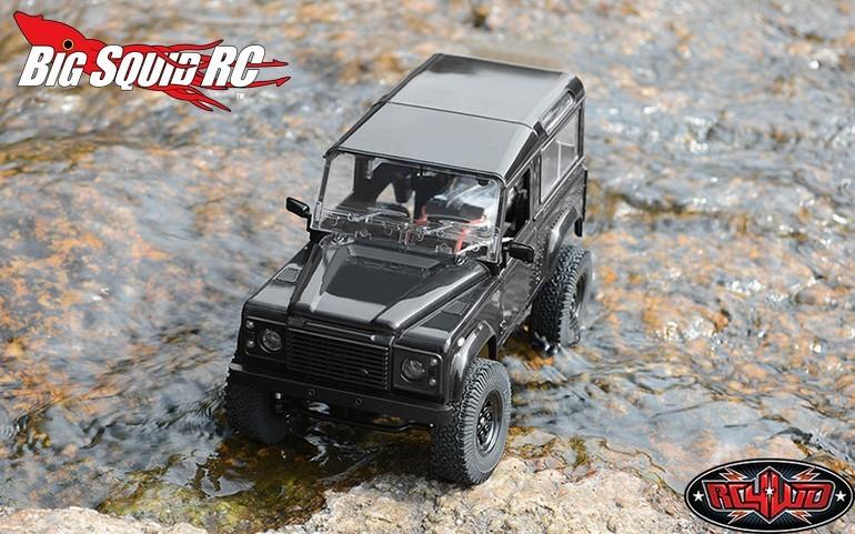 RC4WD 18th Gelande II RTR D90 Body Set 5