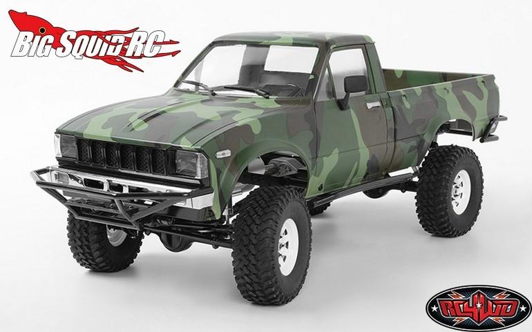 RC4WD Camo Mojave 2 Body TF2 3