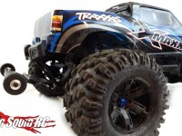 T-Bone X-Maxx Rear Bumper Wheelie Bar Set