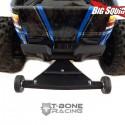 T-Bone X-Maxx Rear Bumper Wheelie Bar Set 3
