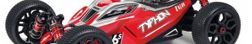 2016 ARRMA Typhon 6S BLX Buggy