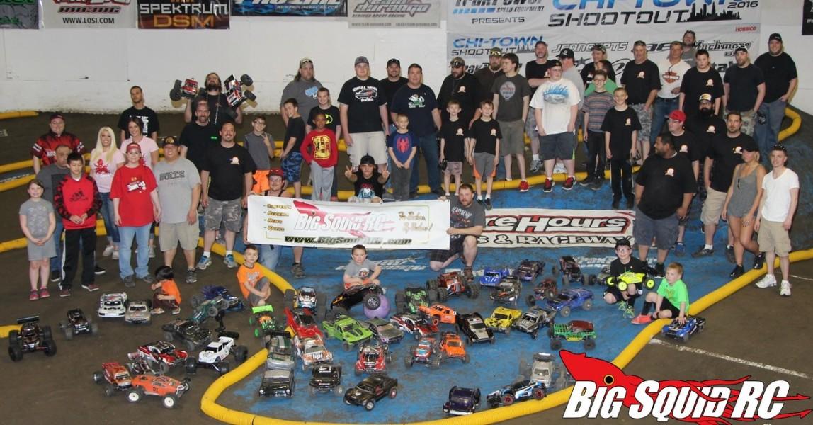 BigSquidRC 2016 Bash & Smash