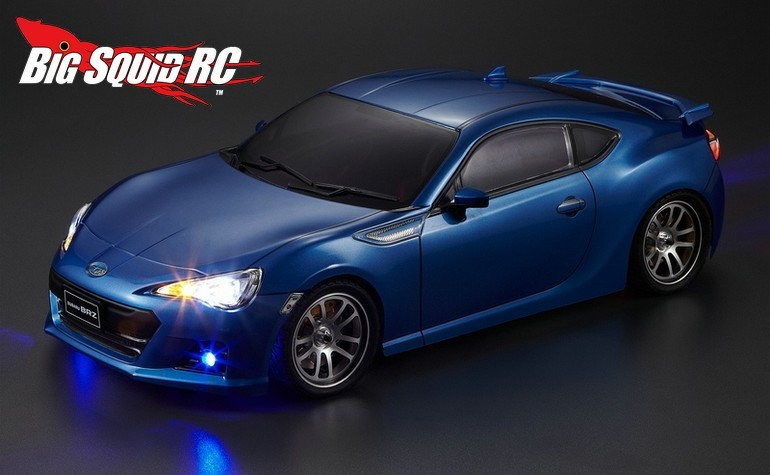 KillerBody RC Subaru BRZ