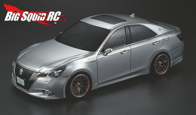 KillerBody RC Toyota Crown Athlete
