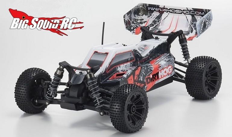 Kyosho Dirthog Readyset KT-231P