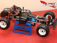Build Log Vintage Series Kyosho Optima