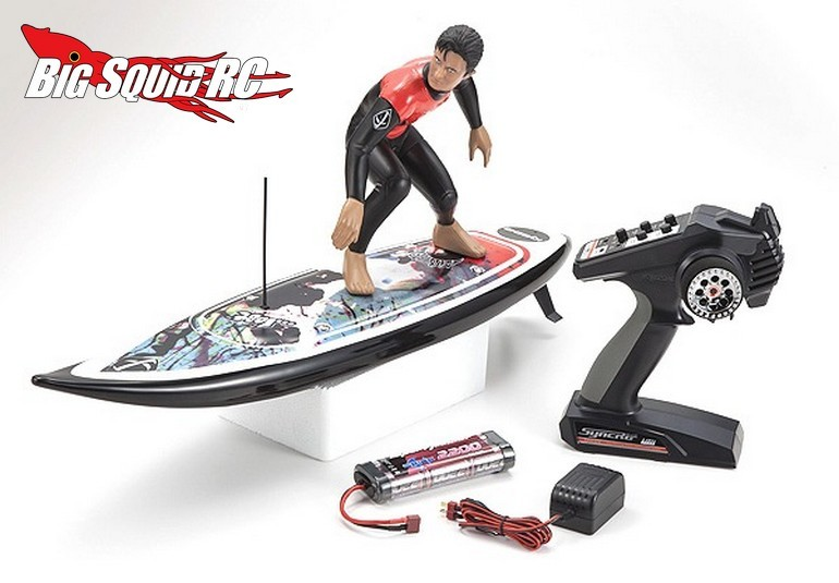 Kyosho RC Surfer 3 ReadySet Lost Edition