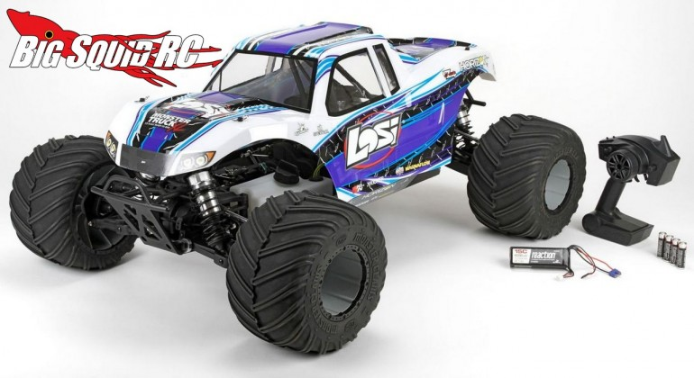 Losi 5th Scale Monster Truck XL RTR