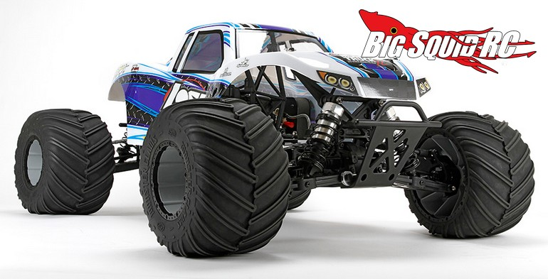 Losi 1 5 Monster Truck Xl Rtr With Avc Big Squid Rc Rc Car And